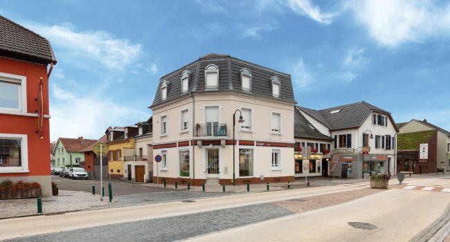 Espace d'accueil Alain Hoffarth Brunstatt-Didenheim