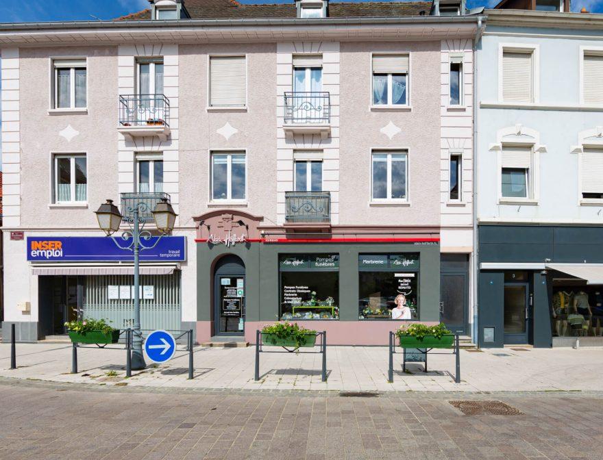 Espace d'accueil Alain Hoffarth Cernay