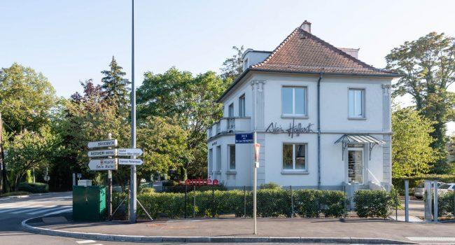 Espace d'accueil Alain Hoffarth Mulhouse Rebberg