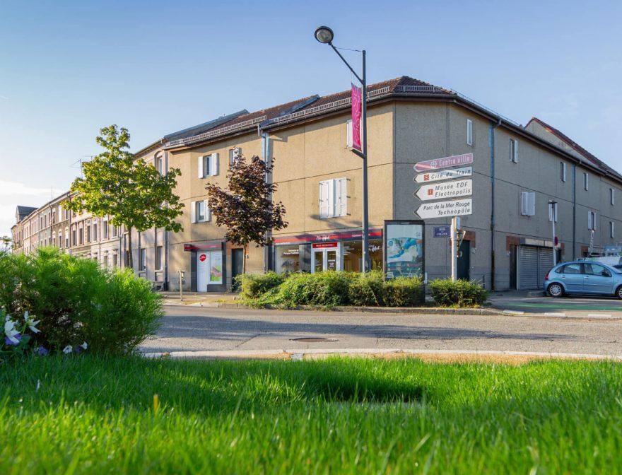 Espace d'accueil Alain Hoffarth à Mulhouse-Dornach